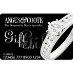 Angus & Coote $1000 Gift Card