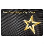 Coles Group & Myer $100 Gift Card