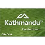 Kathmandu $50 Gift Card