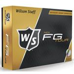 Model Number: WP2803The Wilson Staff FG Tour four-piece urethane tour ball sets a new standard for the discerning player. Played on tour by Wilson Advisory Staff member Ricky Barnes, the FG Tour guara...