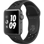 Model Number:Apple Watch Nike+ Series 3 GPS 38mm  Overview  With features like built-in GPS and altimeter, Apple Watch Nike+ is designed to help you take your run to the next level. You can ...