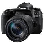 Model Number: 77DSK  Overview  Superb entry level DSLR that lets you get creative instantly  If you're passionate about photography, than this DSLR is perfect to help you start your creative...