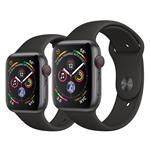 AppleWatch Series4 GPS+Cellular - 40mm Stainless with Sport Band