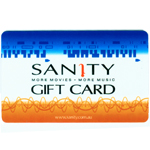 Sanity Entertainment offers you an enormous range of Music, Movies, TV on DVD, Blu-Ray and Merch. 