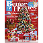 Better Homes and Gardens 12 Month Magazine Subscription