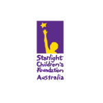 Starlight Childrens Foundation mission is to brighten the lives of all seriously ill and hospitalised children and their families, throughout Australia.