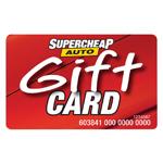 Supercheap Auto $100 Gift Card