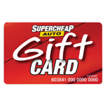 You'll discover that Supercheap Autogift cards takes the worry out of finding that perfect Christmas, end-of-year, special occasion or motivational gift.  And at a Supercheap Auto store ...