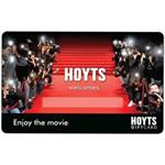 Relax and enjoy the latest blockbuster movies at any Hoyts Cinema with this Hoyts Gift Card. It is perfect for regular moviegoers. It can be used for tickets, food and drinks or any merchandise sold i...