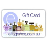 efragrance gift vouchers provide you with the ability to order whatever fragrances you wish from the efragrance.com.au website or by ringing efragrance's free call number.  efragrance stocks hun...